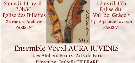 2015- Concert Billettes-Val-de-Grace
