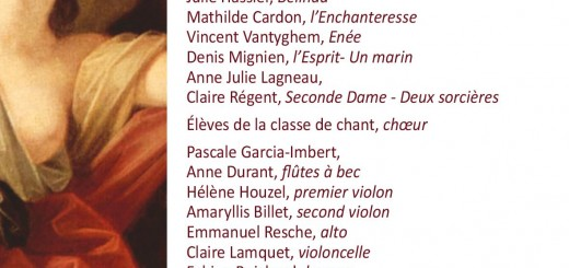 Didon et Enée à Douai