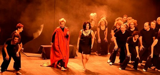 Concert Orphée de Lully