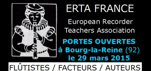 Portes ouvertes Association ERTA France