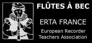 Flûtes à bec ERTA France