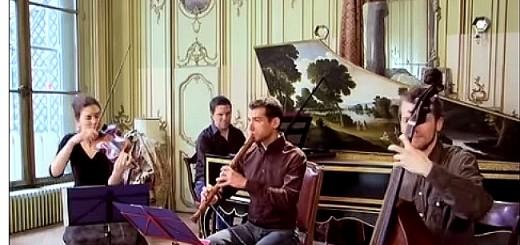 TELEMANN Quatuor parisien